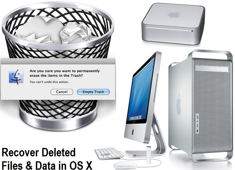 how to recover lost files from computer hard drive